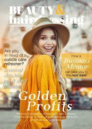 beauty hairdressing aug sept 2019