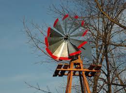decorative wood windmills wooden