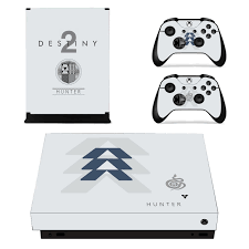 Game Destiny 2 Skin Sticker Decal For Microsoft Xbox One X Console And Controllers Skins Stickers For Xbox One X Vinyl Stickers Aliexpress