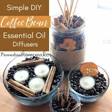 simple diy essential oil diffusers