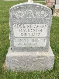 Adeline Dixie Avery Davidson (1889-1922) - Find A Grave Memorial