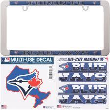 Toronto Blue Jays Frame With Magnet And Decal Set Walmart Com Walmart Com