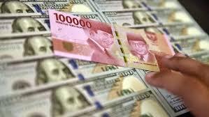 Rupiah Pimpin Penguatan Mata Uang Asing Rp16.205 per Dolar AS