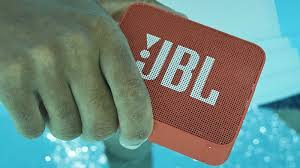 JBL Go 2 Portable, Waterproof Bluetooth Speaker With IPX7 Rating ...
