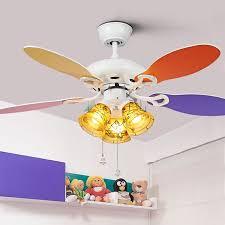42 Inch Modern Quiet Ceiling Fan Kids Room Ceiling Fans With Lights Mini Fan Lamp Children Bedroom Ceiling Light Fan Lamp Ceiling Fans Aliexpress