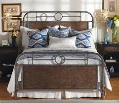 Danville Iron Bed by Wesley Allen | Sleepworks