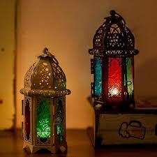 moroccan lantern votive candle holder