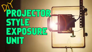 make a diy exposure unit start screen