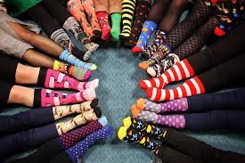 Why Crazy Socks? Because every year a million patients lose their doctors