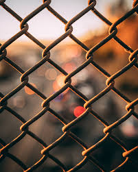 Hd Wallpaper Grey Metal Cyclone Wire Lattice Fence Grid Glare Chainlink Fence Wallpaper Flare