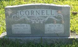 Nola Myrtle Barnes Cornell (1900-1969) - Find A Grave Memorial