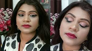 indian makeup tutorial for party