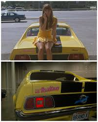 Death Proof Lil Pussy Wagon Decal Referencing Kill Bill Vol 1 Moviedetails