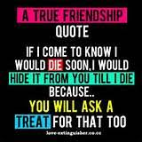 friendship quotes image library