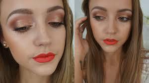 neon c lips makeup tutorial you