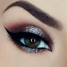 beautiful and charming eye makeup looks