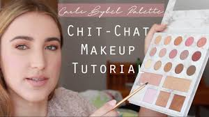 carli bybel deluxe palette chit chat