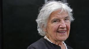 Myrtle Allen (94), the 'matriarch' of modern Irish cuisine