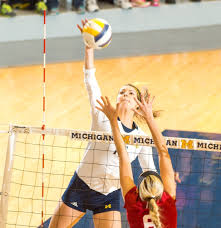 Former Grand Haven standout Abby Cole enjoying 'experience of a lifetime'  at University of Michigan - mlive.com