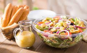 catering item list olive garden