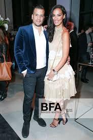 "Abner Ramirez, Amanda Sudano at IWC Schaffhausen's ""For the Love of Cinema""  : Dinner at the Tribeca"