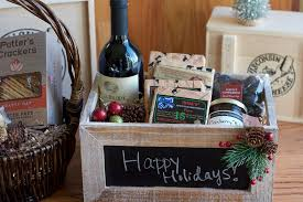 diy food gift baskets gift