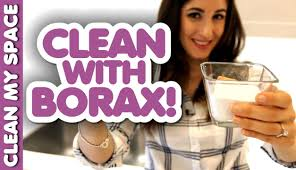 borax is awesome for cleaning clean
