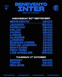 Match Preview for Benevento vs Inter Milan - Italy - Serie A, September 30,  2020