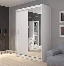door wardrobe closet with sliding doors