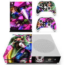 Skin Sticker Decal For Xbox One S Console And Controllers For Xbox One Slim Skin Stickers Vinyl Stickers Aliexpress