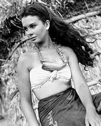Jean Simmons 8x10 Promotional Photograph The Blue Lagoon in bikini ...