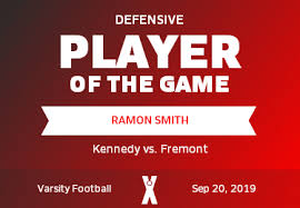 Ramon Smith | Kennedy HS, Richmond, CA | MaxPreps