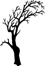 Scary Tree Clipart Clip Art Library