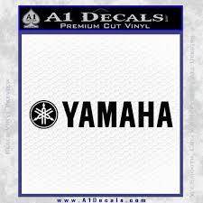 Yamaha Decal Sticker Wide A1 Decals