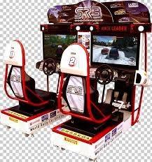 sega rally revo arcade game