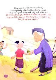 Fahasa - Cổ Tích Việt Nam - Cậu Bé Tích Chu