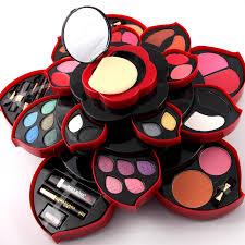 rotating color palette makeup box