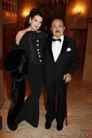 Adnan Khashoggi y su mujer - Foto en Bekia Actualidad