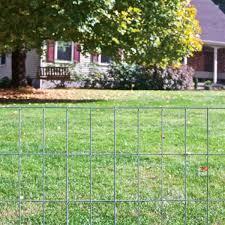 Garden Zone 48 In X 50 Ft 14 Gauge 2 In X 4 In Mesh Galvanized Steel Welded Wire Utility Fence Lowe S Canada