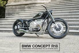 the bmw concept r18 a look at the star
