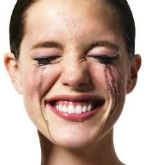 stubborn makeup