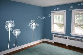 11 Fabulous Wall Decals My List Of Lists Blue Accent Walls Paint Colors For Living Room Blue Rooms