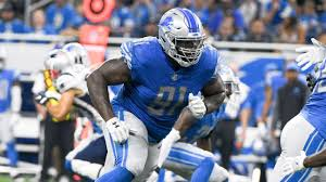 Jim Caldwell unsure if A'Shawn Robinson will be able to go vs. Packers -  Detroit Lions Blog- ESPN