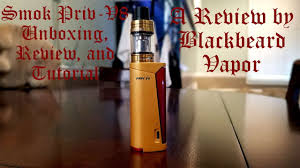 Smok Priv V8 Unboxing Tutorial And Review Our Top Starter Kit Youtube