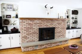 how to spray paint a brass fireplace