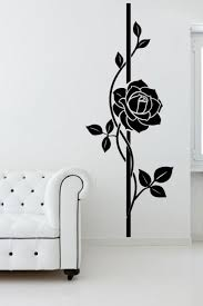 Beautiful Large Rose Wall Decal Wall Stickers Store Uk Shop With Wall Stickers Wall Decals Product Decal Decor Wall Sticker