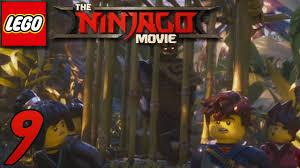 LEGO Ninjago Movie Videogame Gameplay Walkthrough Part 9 CAPTURED ...