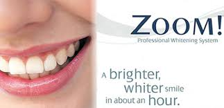 zoom teeth whitening implant centre