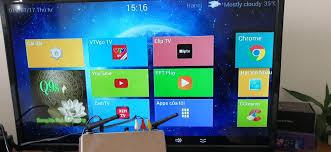 Android tivi box Q9s Kèm Chuột siêu mượt - Trải nghiệm video 4K, âm thanh  trung thực. giá rẻ 484.000₫