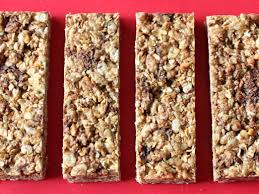 chewy gluten free granola bars recipe